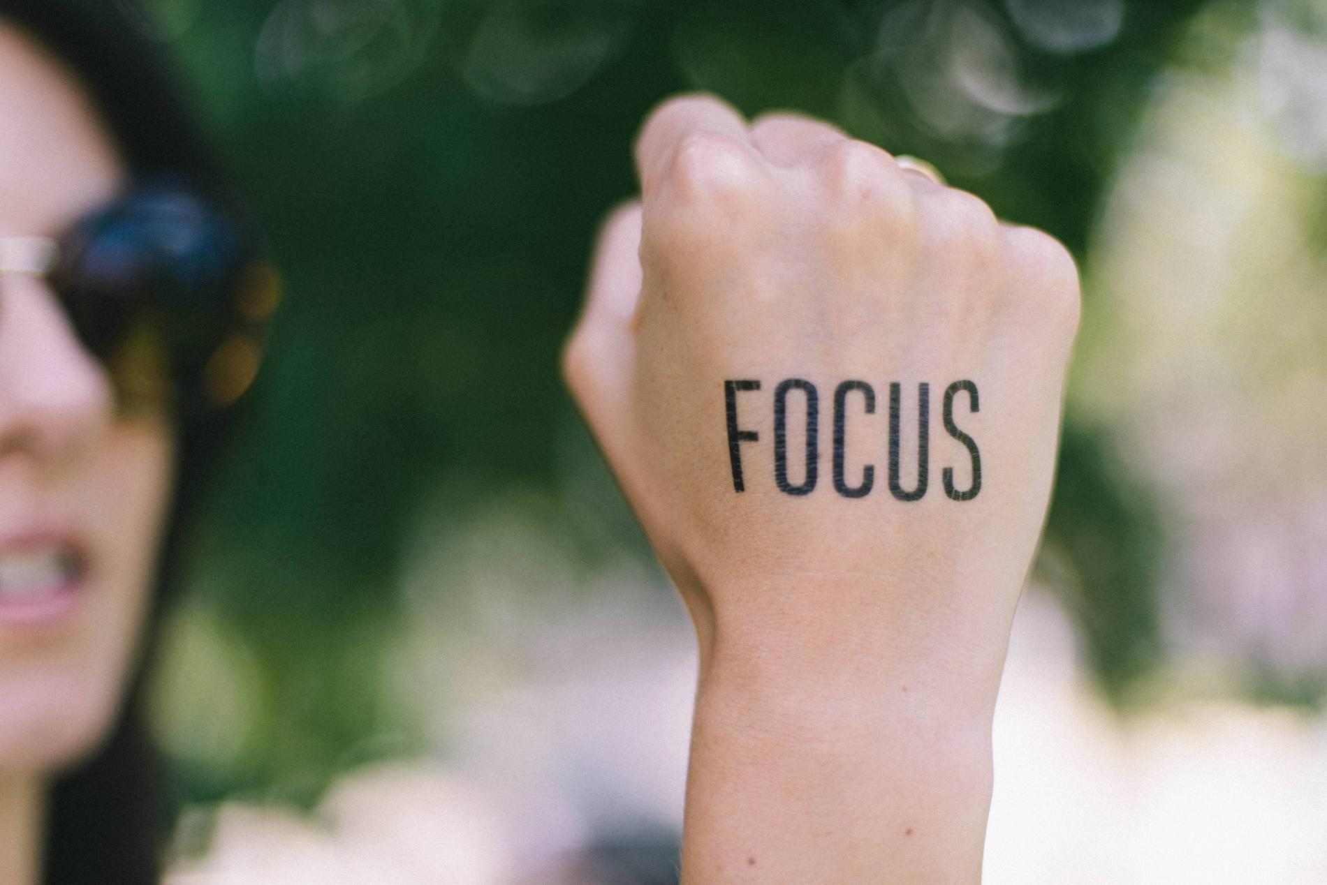 Kur und Motivations hochhalten